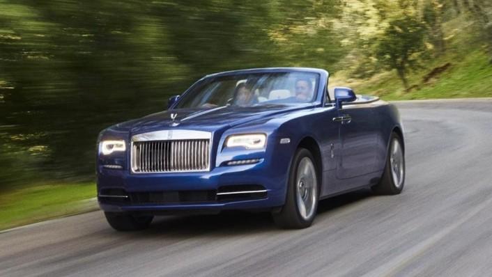 2016 Rolls Royce Dawn Dawn Exterior 001
