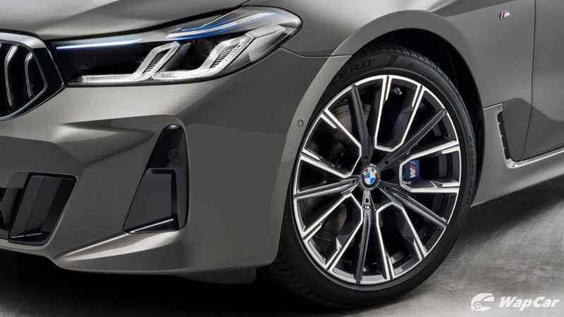New G32 BMW 6 Series GT facelift; 48V mild hybrid, Android Auto 02