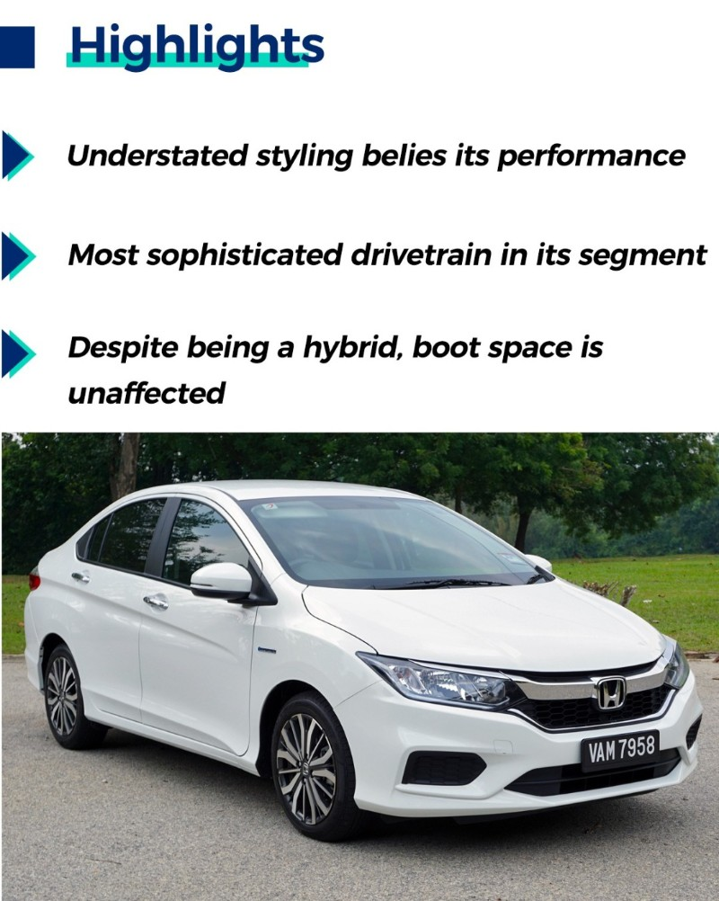 Review: Honda City Hybrid – electrified performance for the masses 02