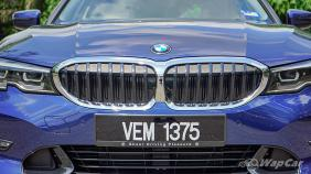 2020 BMW 3 Series 320i Sport Exterior 010