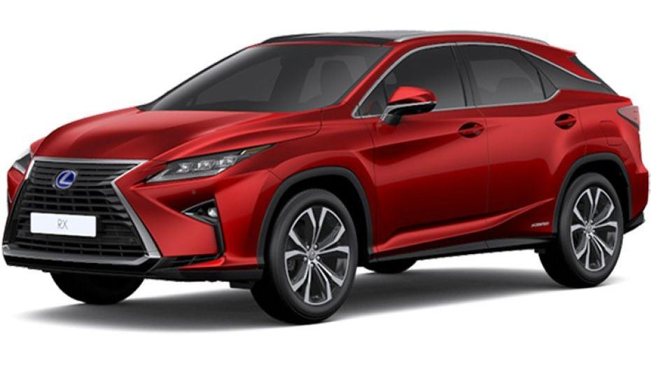 Lexus RX (2018) Others 007
