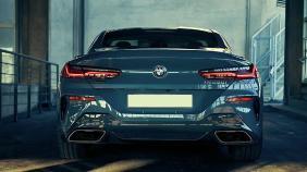 BMW 8 Series (2019) Exterior 006