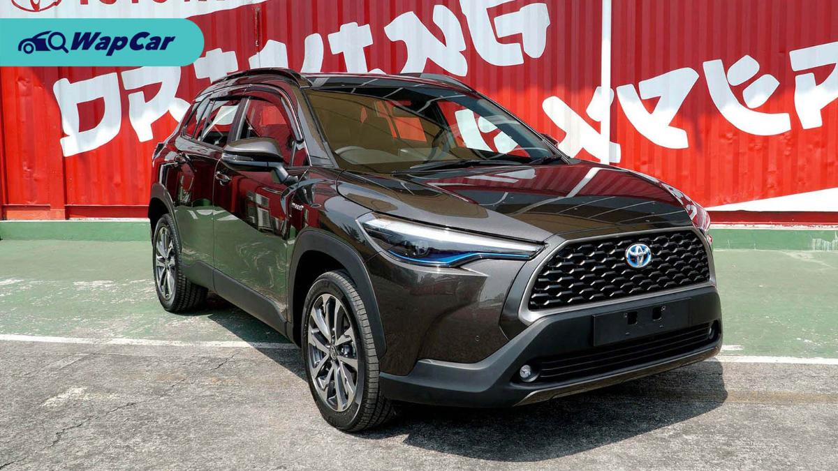 Toyota Corolla Cross launched in Indonesia, Malaysia debut soon?  01