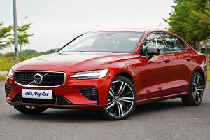 Ratings: 2020 Volvo S60 T8 R-Design - The best sports sedan in class