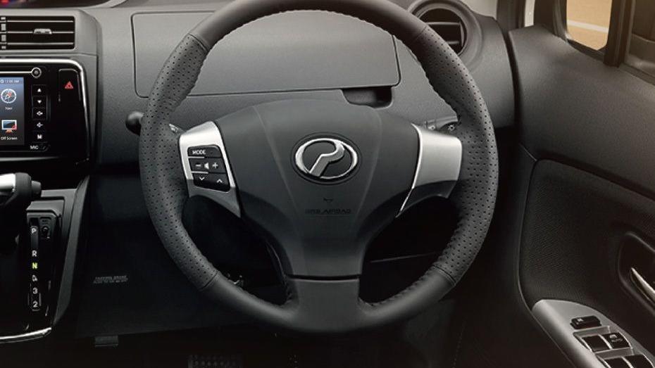 Perodua Alza (2018) Interior 002