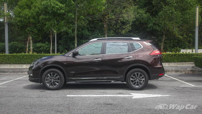 2019 Nissan X-Trail 2.0 2WD Hybrid Exterior 008