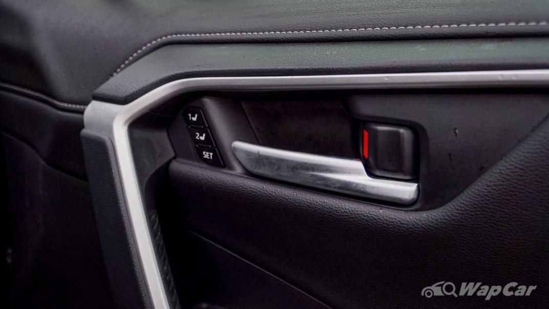 2020 Toyota RAV4 2.5L Interior 149