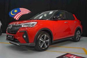 2021 Perodua Ativa要比Proton X50更加本地化?