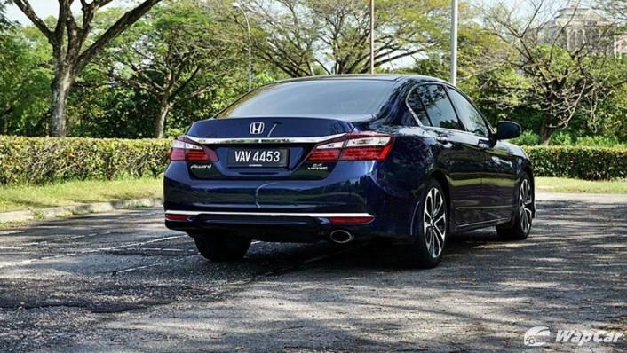 2018 Honda Accord 2.4 VTi-L Advance Exterior 005