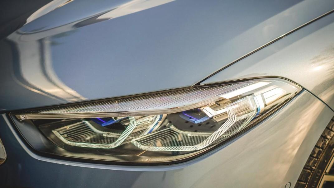 2020 BMW 8 Series 840i Gran Coupé M Sport Exterior 007