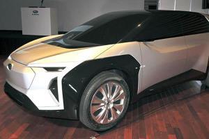 Subaru to debut electric SUV by 2022, electric Subaru XV?