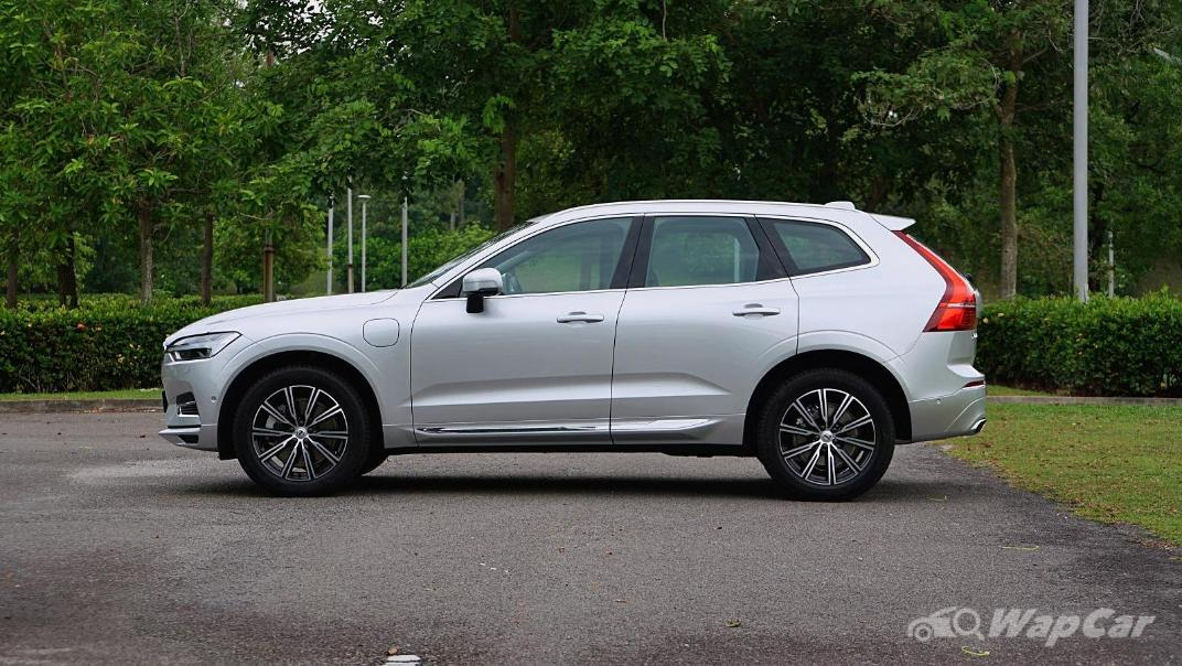 2020 Volvo XC60 T8 Twin Engine Inscription Plus Exterior 008