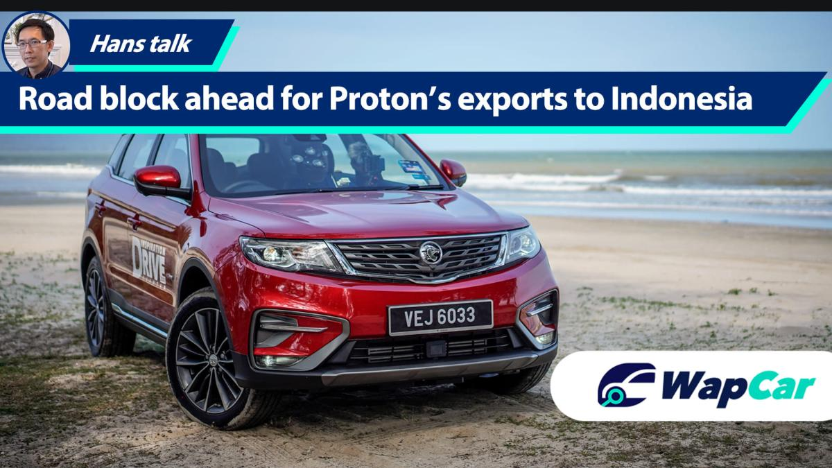 Indonesia will limit import of Proton X70 until Malaysia opens up its car market further 01