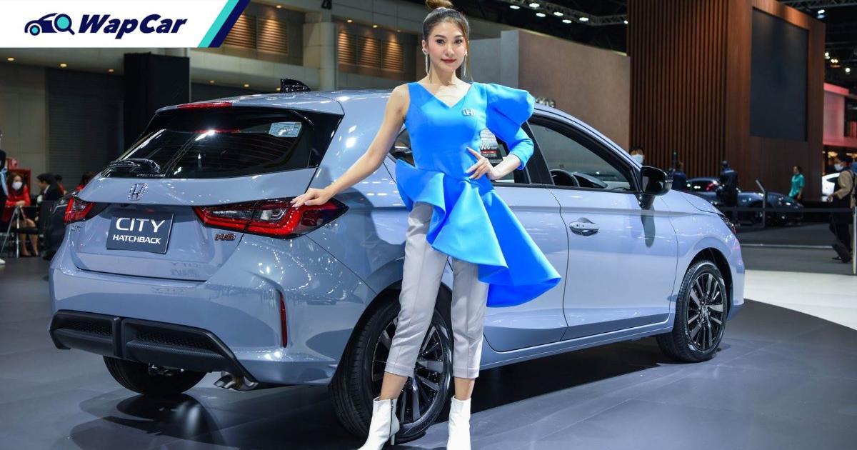 Honda City hatchback 2021 - Filipina bakal lancar lebih awal dari Malaysia, turut tamatkan Honda Jazz! 01