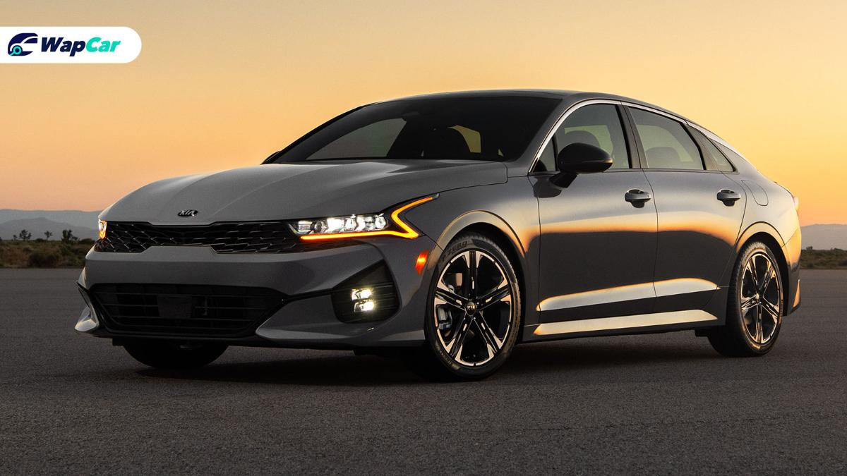 All-new Kia Optima K5 debuts, GT Variant with 2.5L turbo and 8-speed DCT 01
