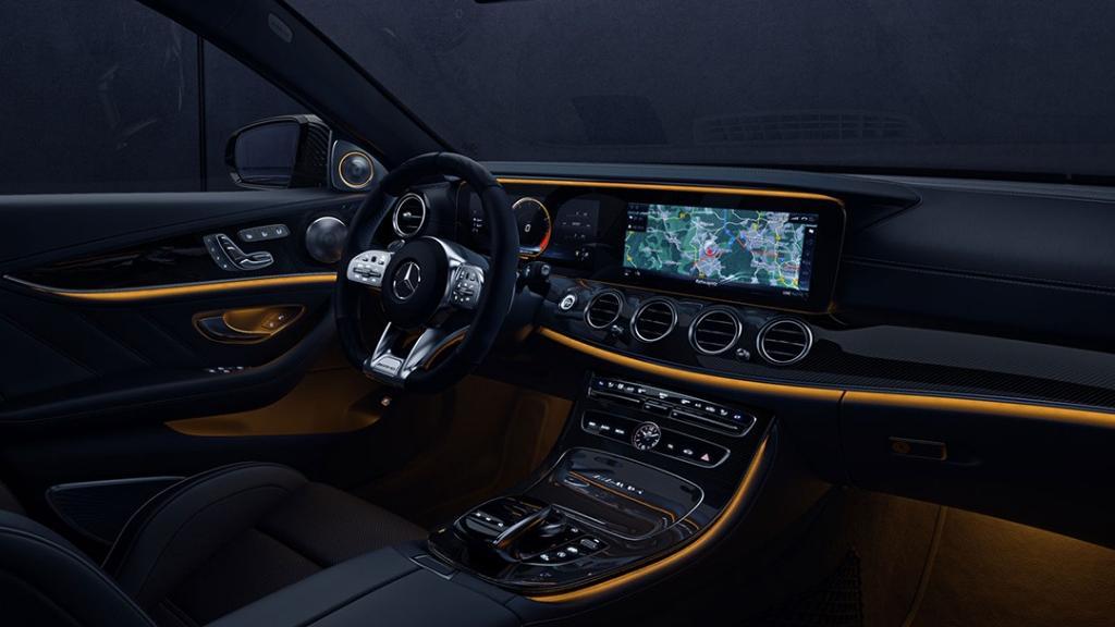 Mercedes-Benz AMG E-Class (2019) Interior 007