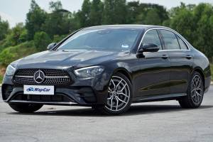 Review: W213 2021 Mercedes-Benz E300 - A facelift shouldn't be this much better
