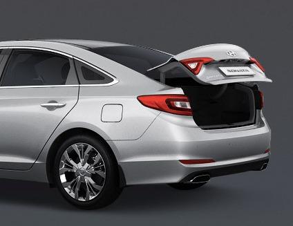 Hyundai Sonata (2017) Exterior 010