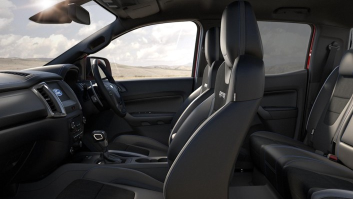 2020 Ford Ranger Raptor 2.0 Bi-Turbo Interior 002