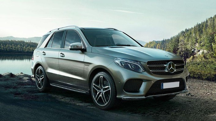 2019 Mercedes-Benz GLE GLE 450 4Matic AMG Line Exterior 003