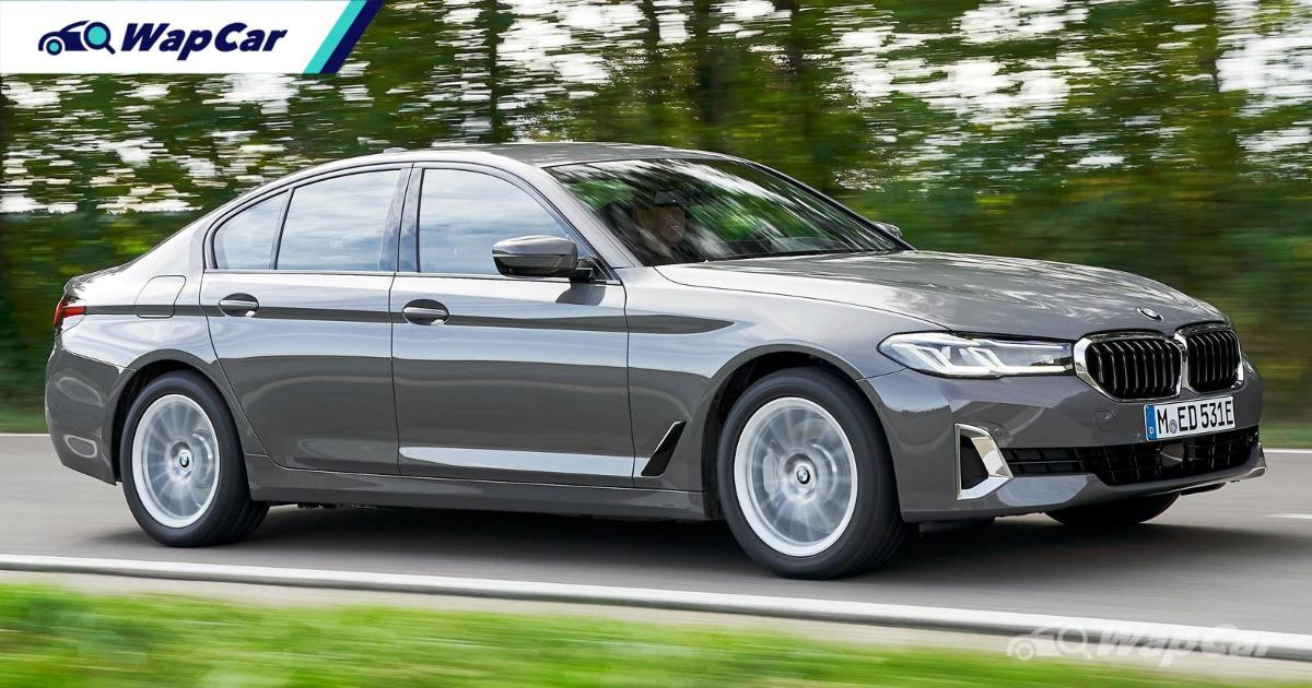 New 2021 BMW 5 Series to launch in Thailand ahead of E-Class, Malaysia next? 01