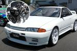 HKS can now update the R32 Skyline GT-R's RB26 with modern tech, 600 PS and 5 L/100km?