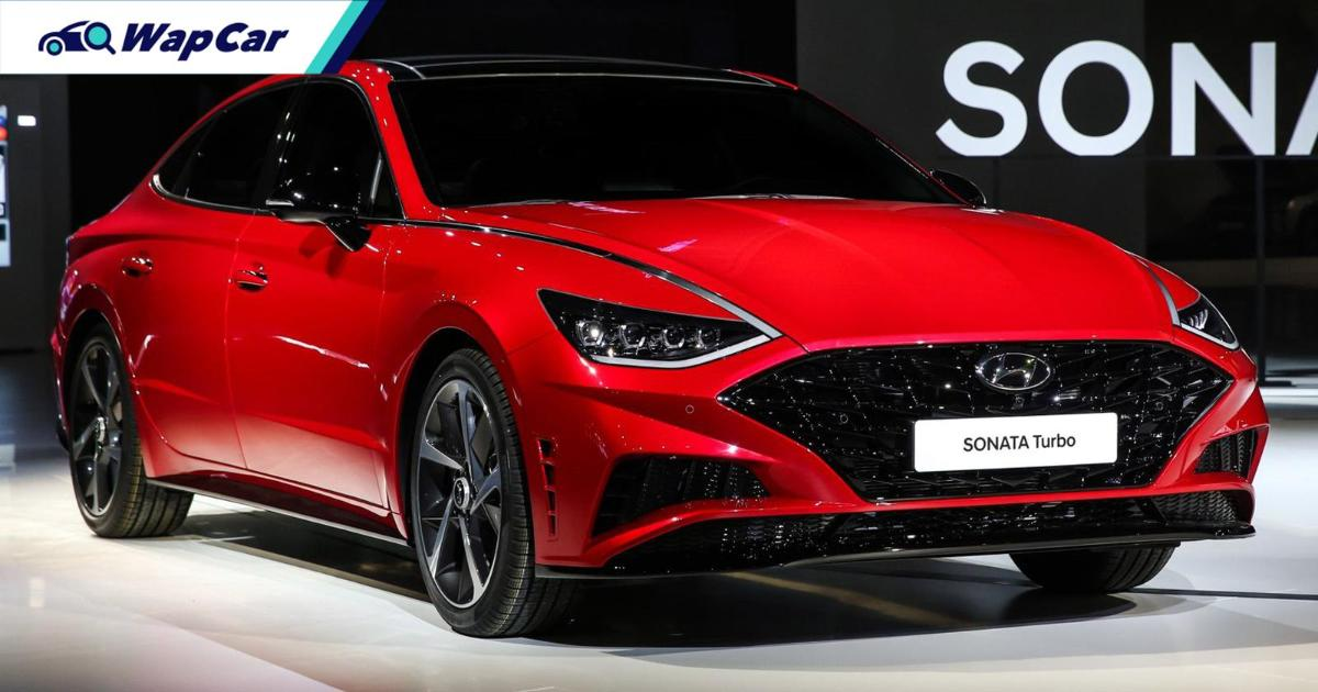 How far has the Hyundai Sonata come since its debut 35 years ago? 01