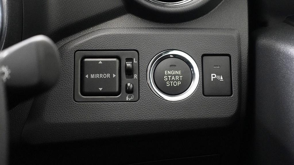 2018 Perodua Axia SE 1.0 AT Interior 023
