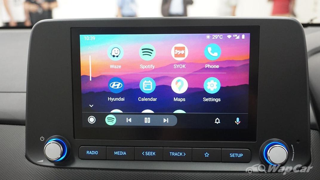 2021 Hyundai Kona 2.0 Active Interior 019
