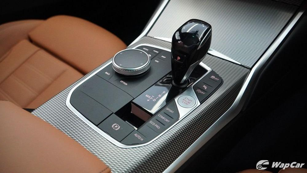 2019 BMW 3 Series 330i M Sport Interior 028