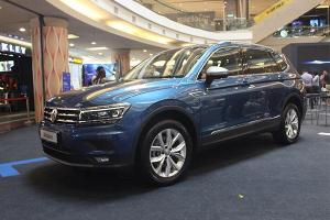 RM 2k for extra space?  5-seater VW Tiguan vs 7-seater Tiguan Allspace