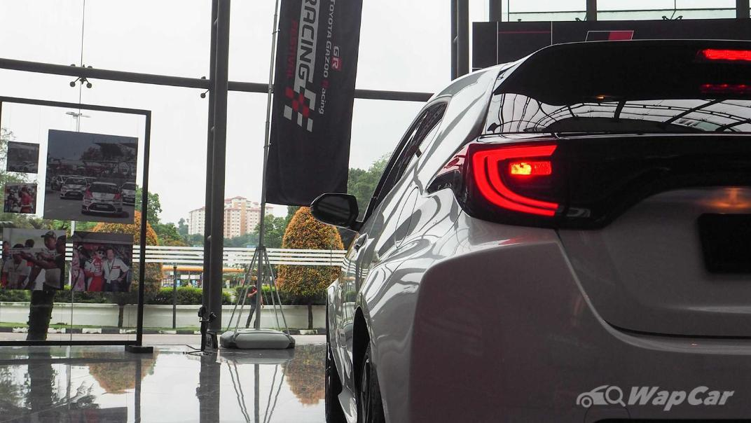 2021 Toyota GR Yaris Exterior 020