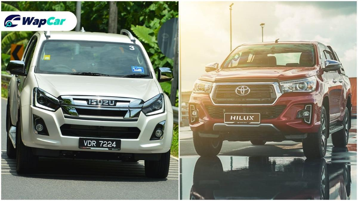 No sales tax exemption for CKD Toyota Hilux and Isuzu D-Max, here's why 01