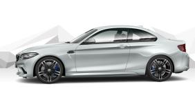 2019 BMW M2 Competition DCT Exterior 011