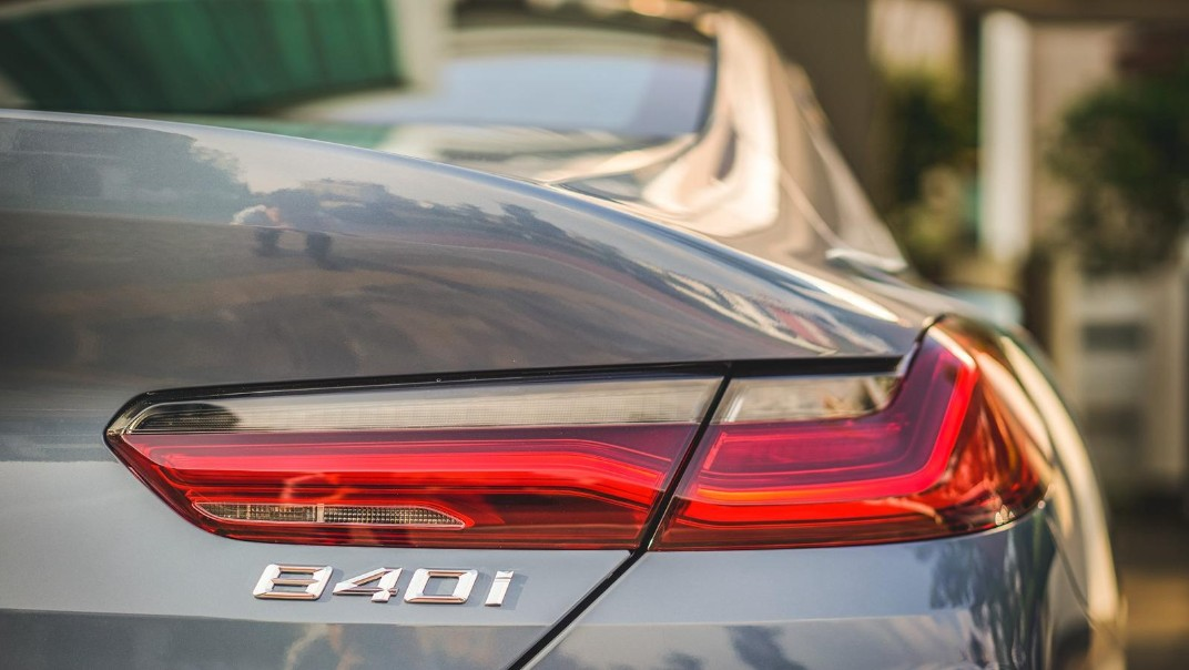 2020 BMW 8 Series 840i Gran Coupé M Sport Exterior 008