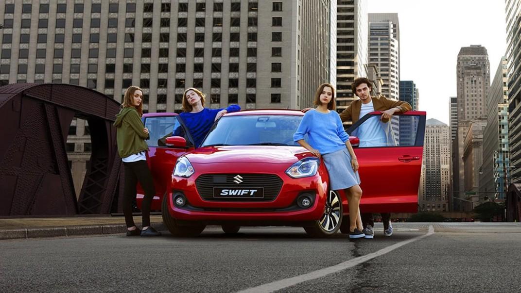 2020 Suzuki Swift International Version Exterior 010