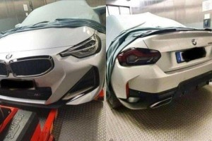 Leaked: Could this be the all-new G42 BMW 2 Series Coupe?
