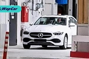 Intipan: Mercedes-Benz W206 C-Class dijumpai tanpa sebarang penyamaran!