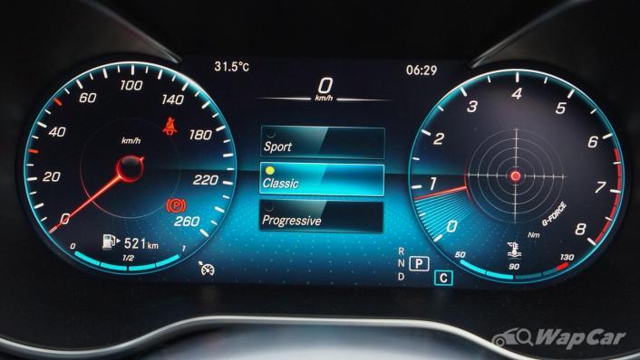 2020 Mercedes-Benz C-Class C 200 AMG Line Interior 006