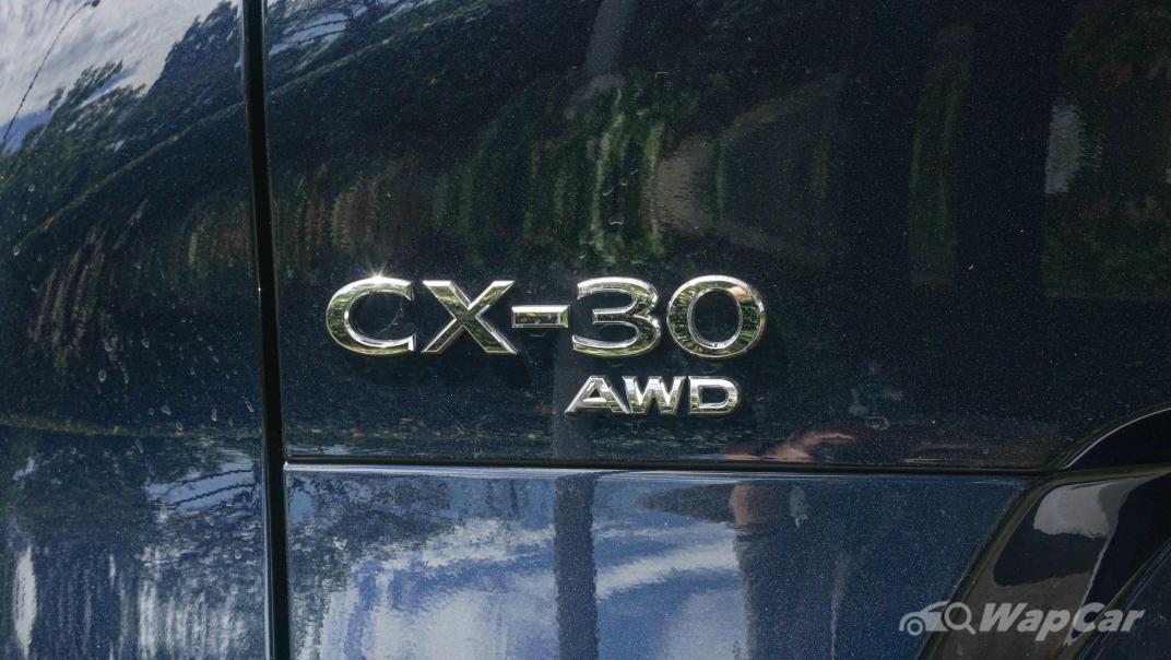 2020 Mazda CX-30 SKYACTIV-G 2.0 High AWD Exterior 012