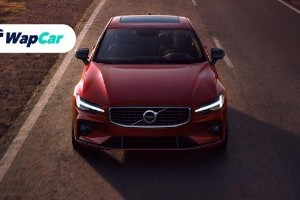 In Brief: Volvo S60 T8 CKD, highlights and new features