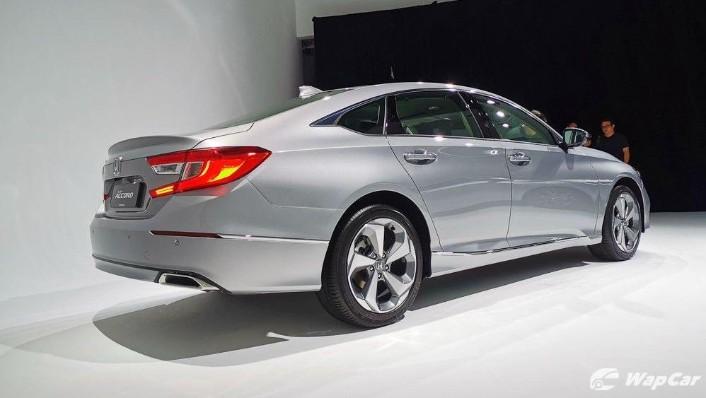 2020 Honda Accord 1.5TC Exterior 003