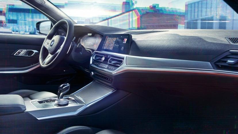 BMW 3 Series (2019) Interior 005