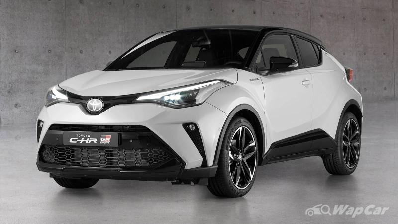Toyota C-HR GR Sport unveiled, Malaysia's Vios GR Sport could be something like this 02