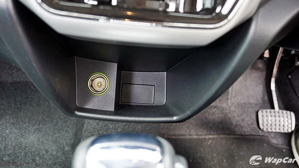 2019 Perodua Axia Style 1.0 AT Interior 042