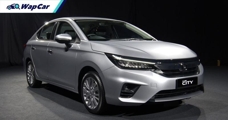 Honda City 2020: Berapakah gaji minima yang diperlukan untuk anda memilikinya? 01