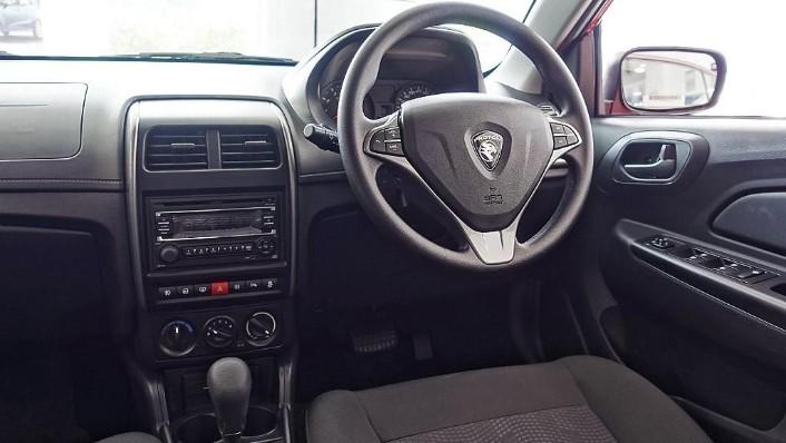 2018 Proton Saga 1.3 Premium CVT Interior 003