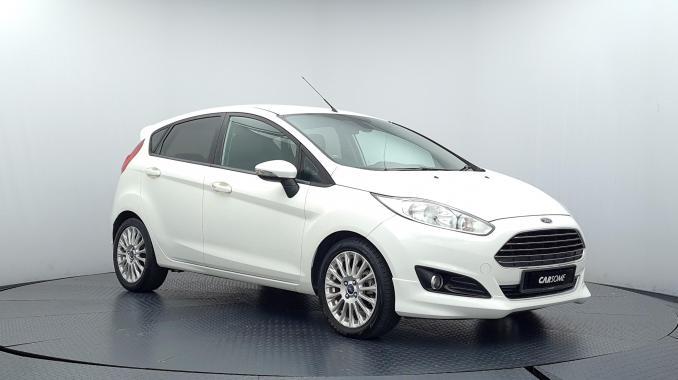 2013 Ford FIESTA SPORT 1.5