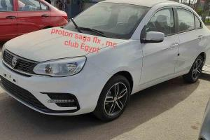 2021 Proton Saga seen in Egypt, launching soon?