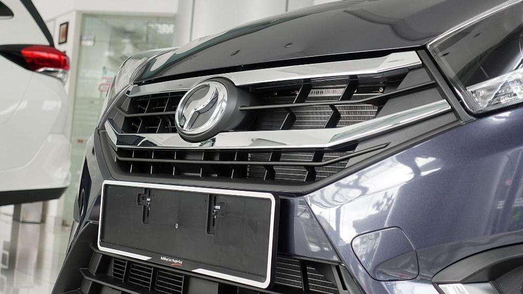 2018 Perodua Axia SE 1.0 AT Exterior 013